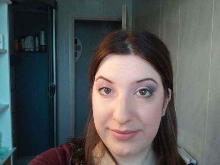 1er essai maquillage - 2