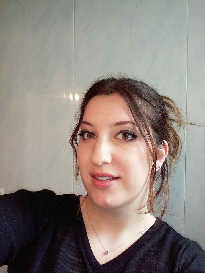 Essai maquillage n°2 - 2