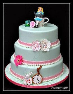 Le wedding cake V1