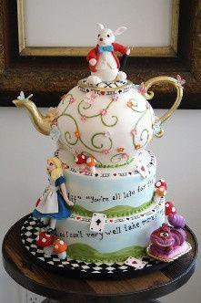Le wedding cake V2