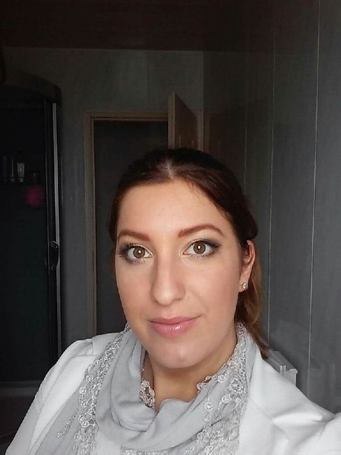 Nouvel essai maquillage - 1