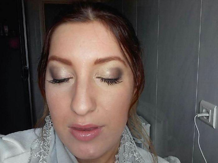 Nouvel essai maquillage - 3