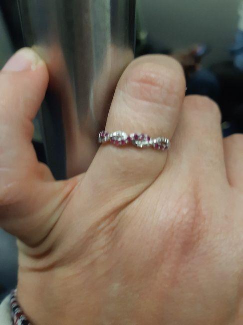 Bague de fiançailles : d'où viennent elles ? 4
