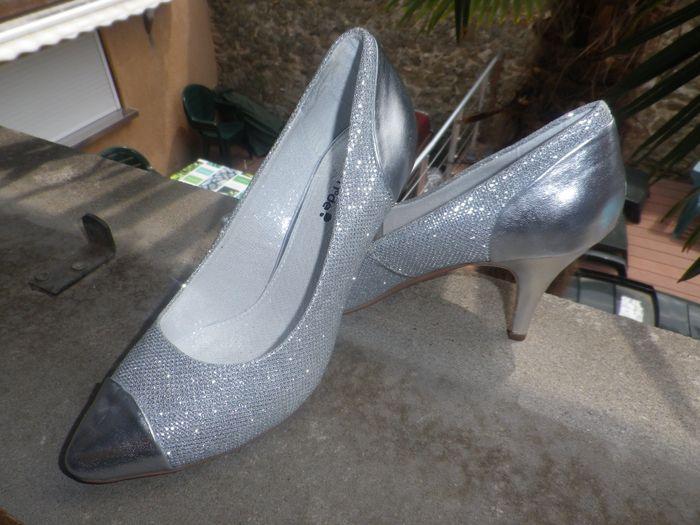 chaussure 2ème paire