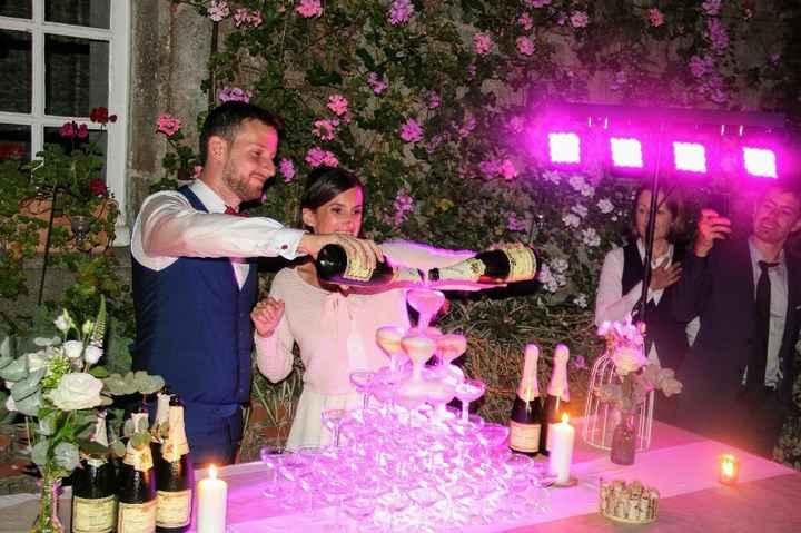Qui va faire une fontaine de champagne ? 🍾🥂 - 1