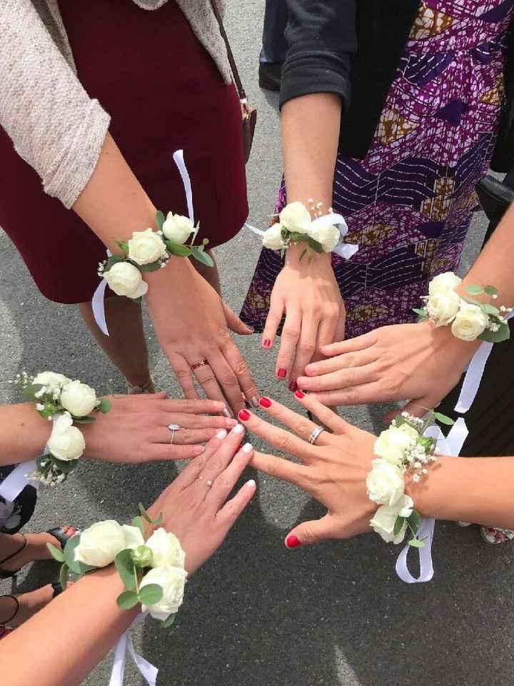 Des fleurs pour les demoiselles d'honneur, faîtes votre choix ! 🌺 - 1