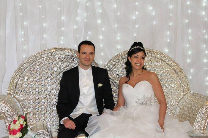 Bjr comme beaucoup je pense j\u0027ai fais un mariage mixte franco algerien le 3  mai 2014 à dijon et je tenais à aider les fututrs mariés inquiètes pour le  choc