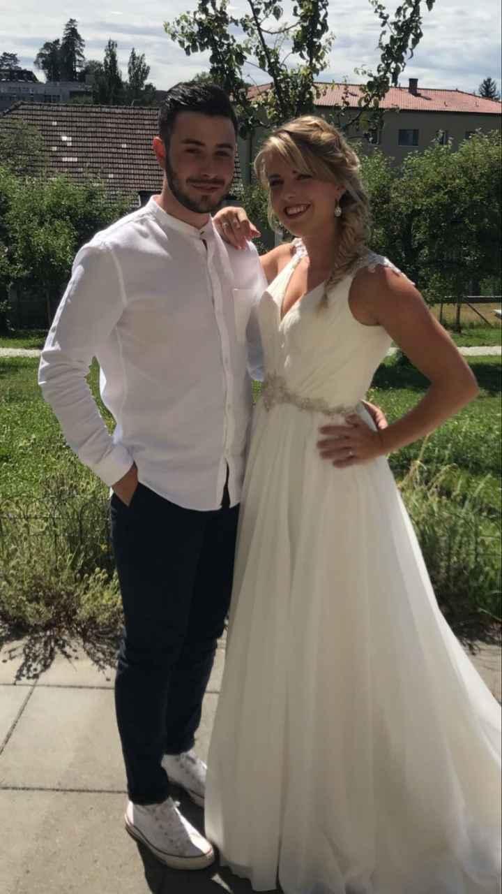 Voilà je suis mariée !! - 2