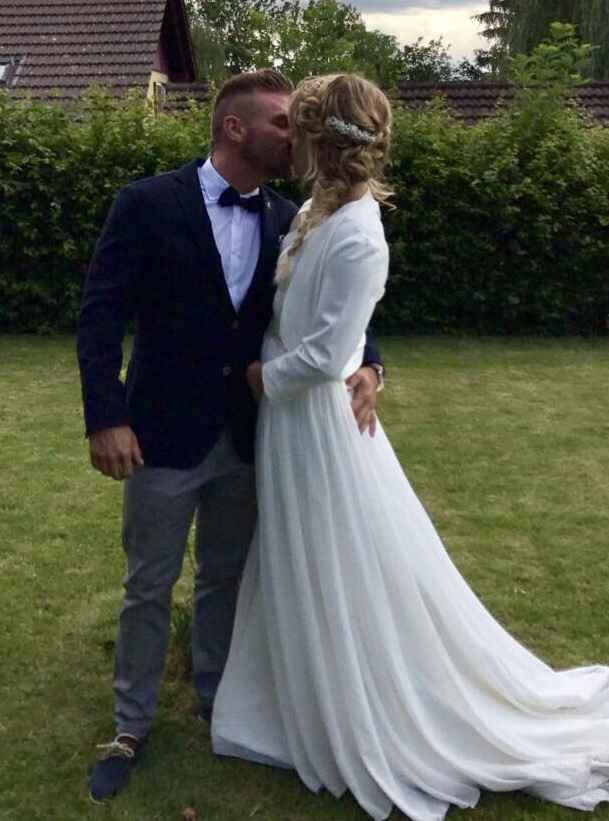 Voilà je suis mariée !! - 5