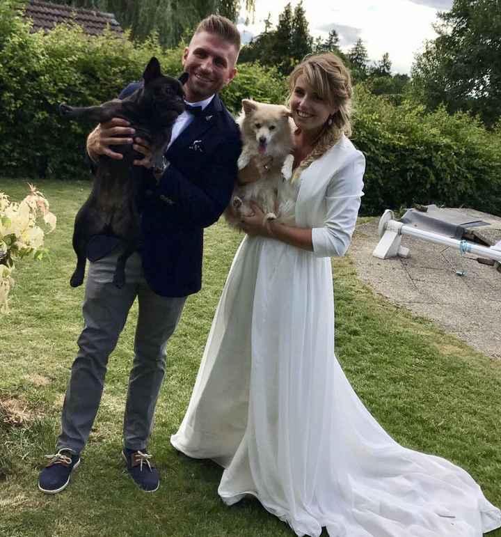 Voilà je suis mariée !! - 6