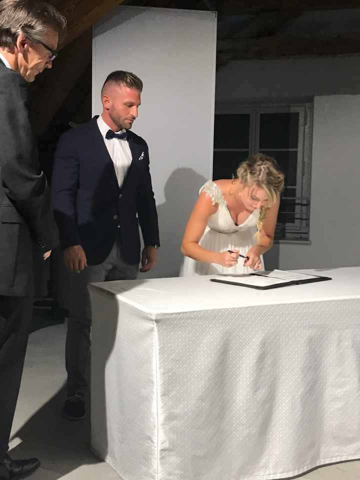 Voilà je suis mariée !! - 7