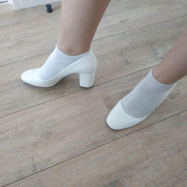 Chaussures sans ampoules 6