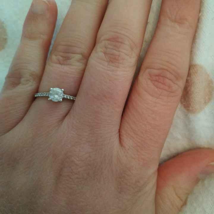 Parlons de la bague de fiançailles 💍 - 1
