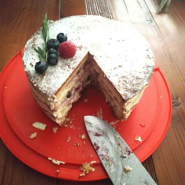 Test gâteau de mariage - 1