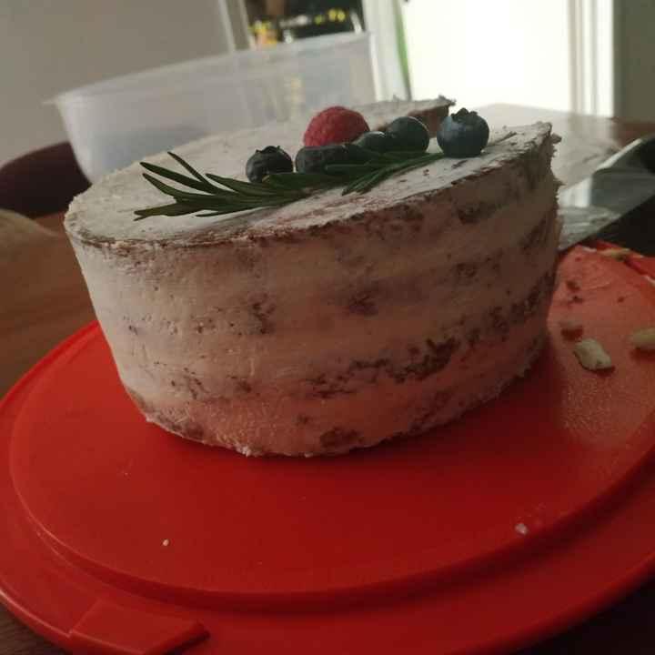 Test gâteau de mariage - 2