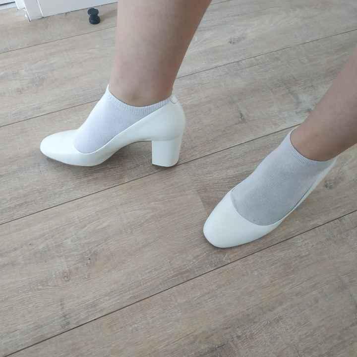 Chaussures sans ampoules - 1