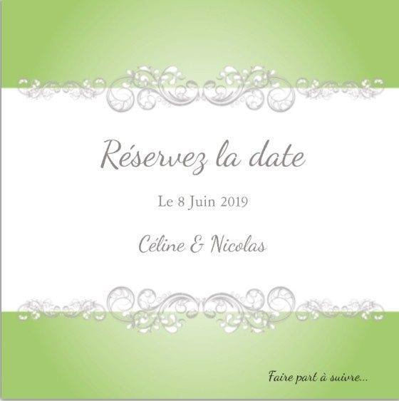 Nous nous marions le 8 Juin 2019 - Allier - 1