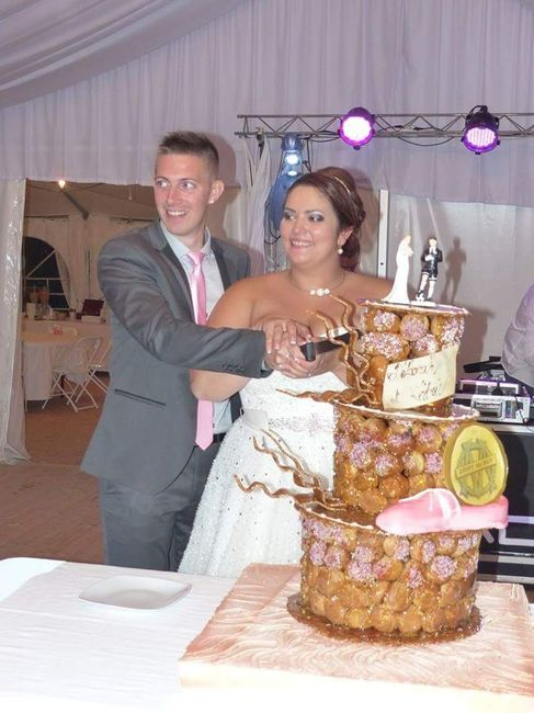 Le wedding cake : j'hallucine les prix - 1