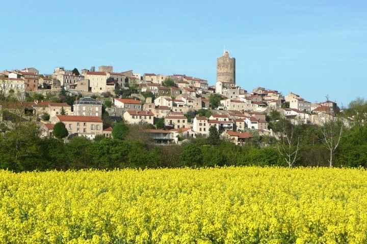 Le Village de Montpeyroux.