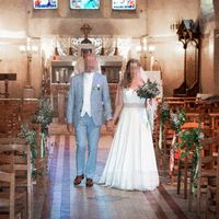 Enfin mariés, le 22/06 - 4