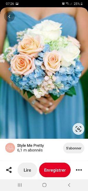 Bouquet de la mariée 7