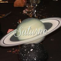 Repère table Saturne