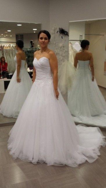 Robes de mariée Eglantine Créations collection 2014 - 4