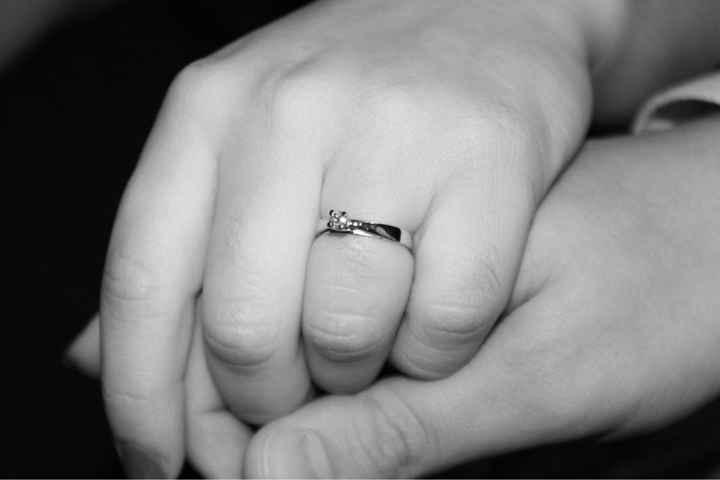 Bague de fiançailles - 1