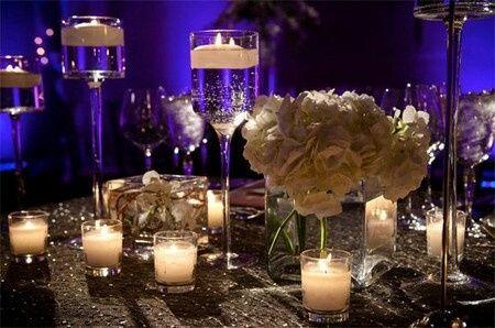 Idées centre de table pour un mariage oriental ? - 10 - Photo ...