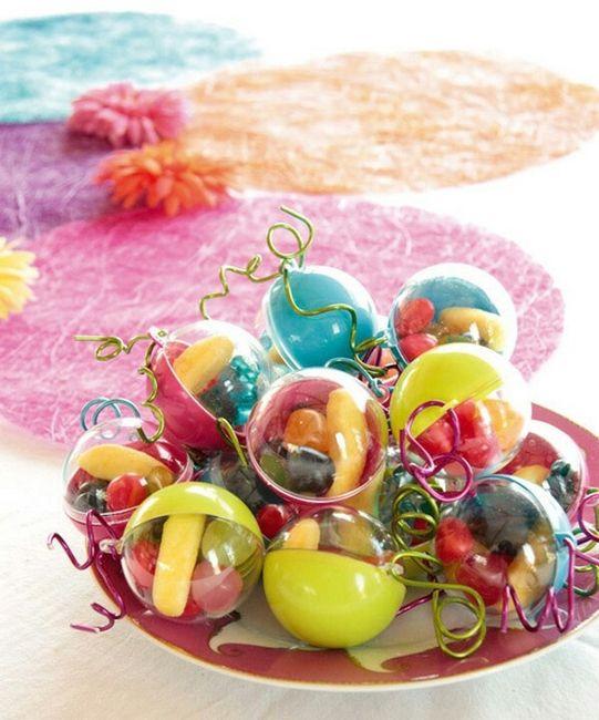 Decoration contenant pour candy bar d coration forum - Idee gouter original ...