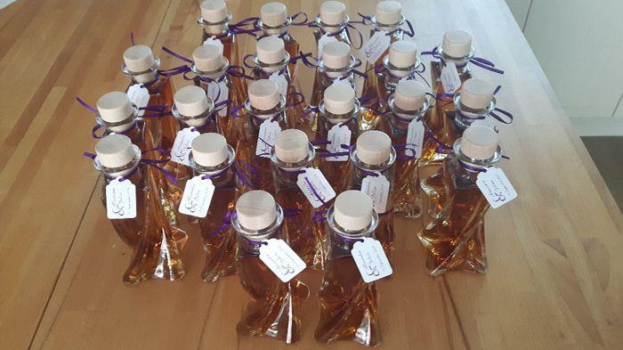 les cadeaux pour ces messieurs - mignonnettes de cognac xo