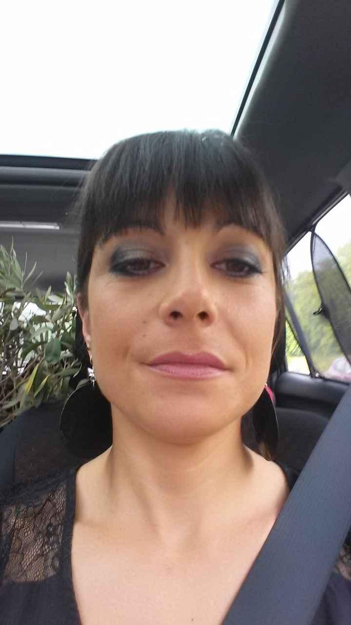 Photos de nos essais maquillage - 3