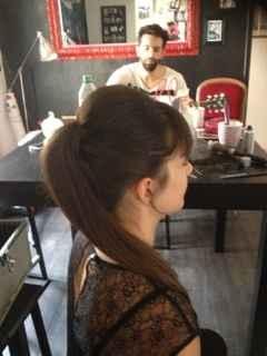 Ponytail pour la coiffure de mariée: fan ou pas fan ?? - 1