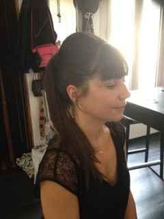 Ponytail pour la coiffure de mariée: fan ou pas fan ?? - 3