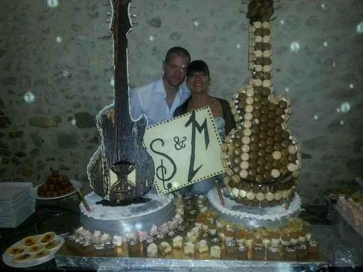 La photo de nos desserts: pièces montées, wedding cake ou buffet!! - 2