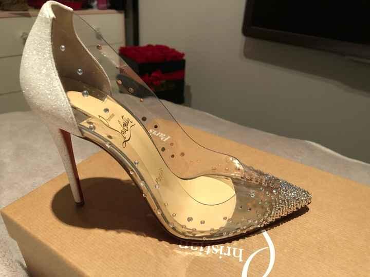 Mes précieux souliers - 1