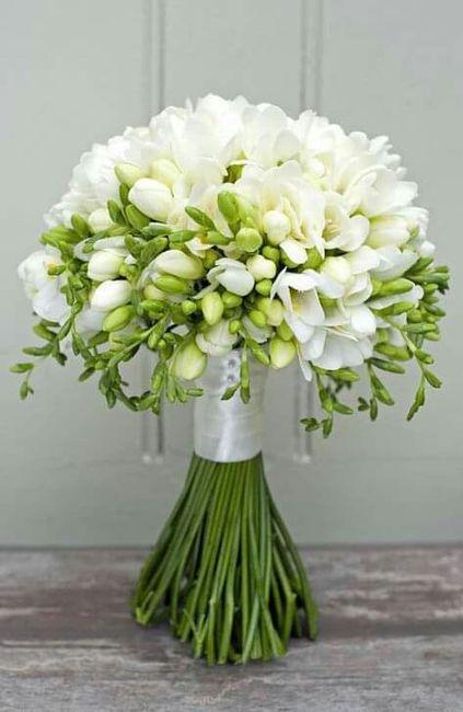 Pour mon bouquet, je choisis... - 1