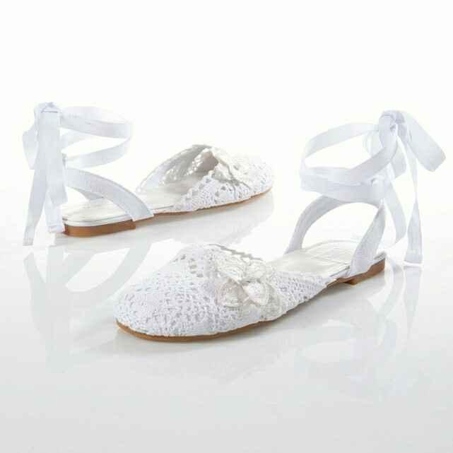 👠 Chaussure Boho-chic - 1