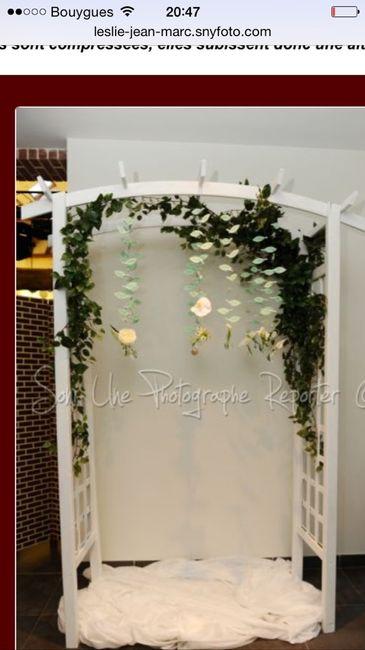 Pr sentation plan de table apr s le mariage forum - Presentation plan de table mariage ...