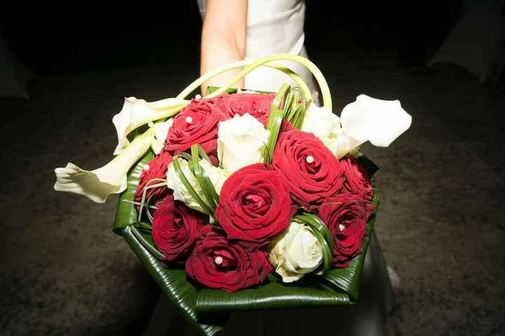 Le bouquet de la mariée - 1