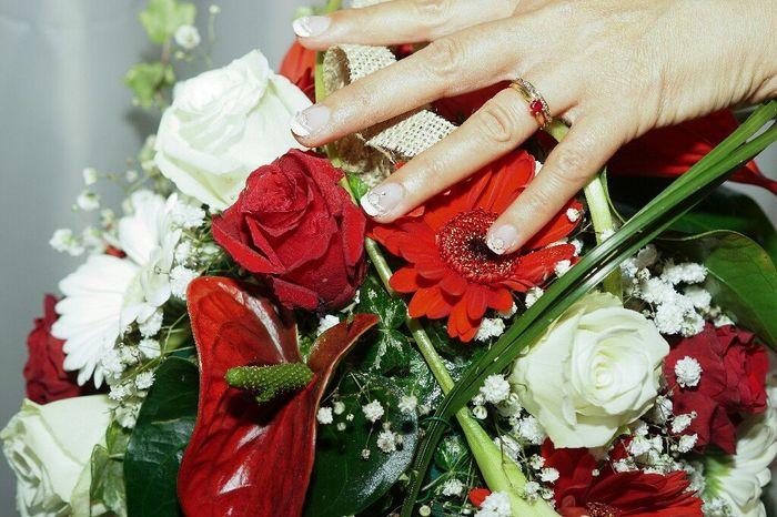 Porter sa bague de fiançailles à la main droite après le mariage - 1