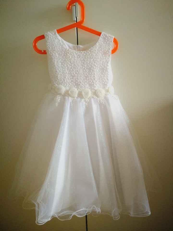 Robe pour fille 3 ans - 1