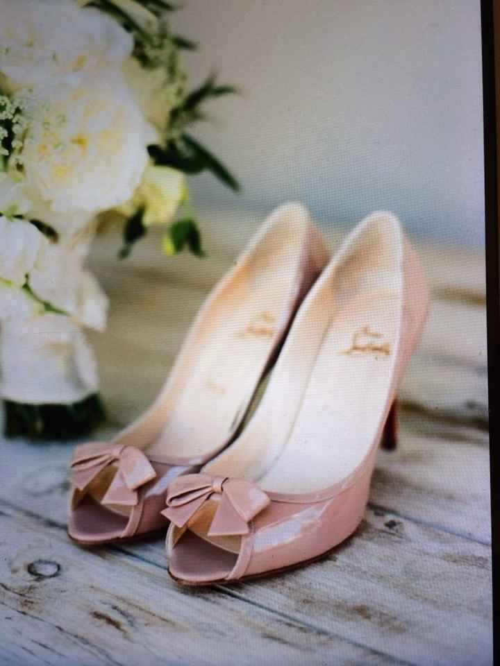 Chaussures de couleurs - 1