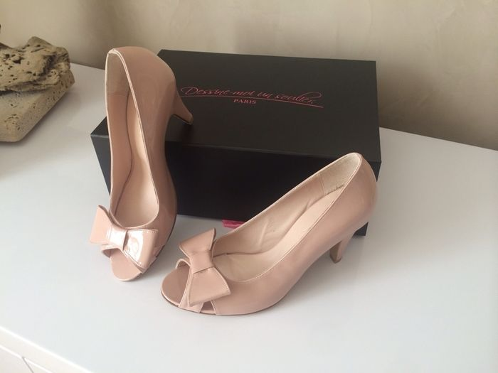 Les chaussures .... - 1
