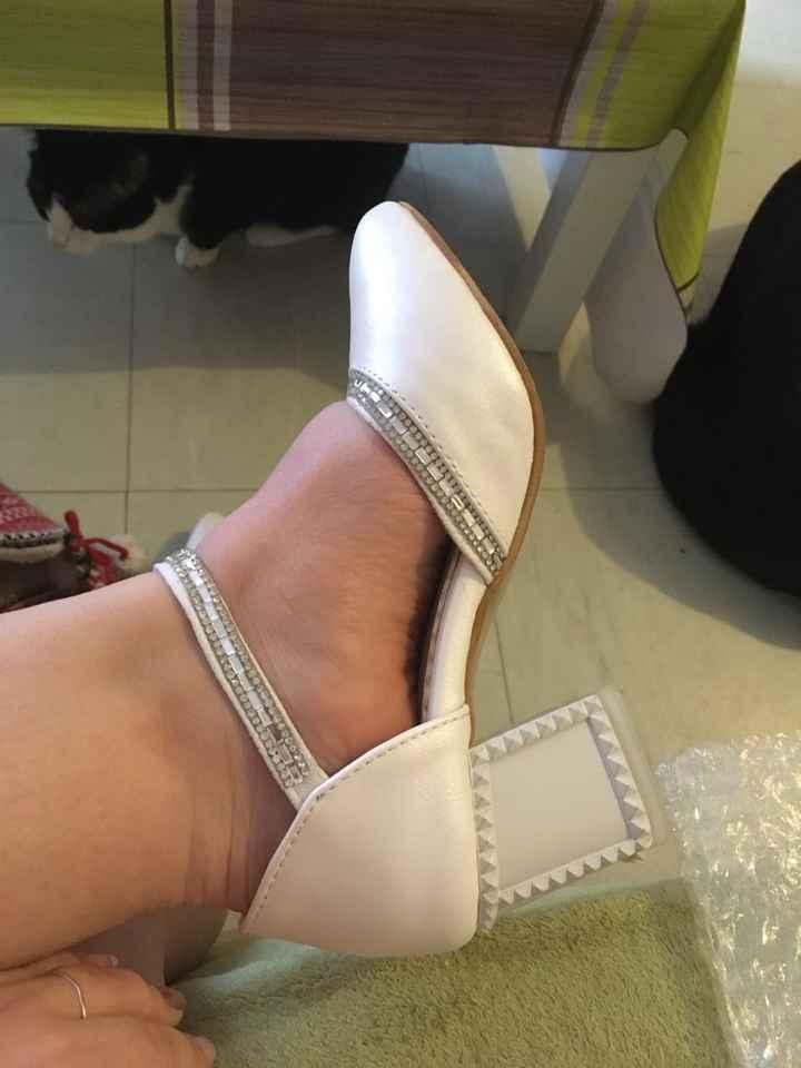 Chaussures du jour j - 1