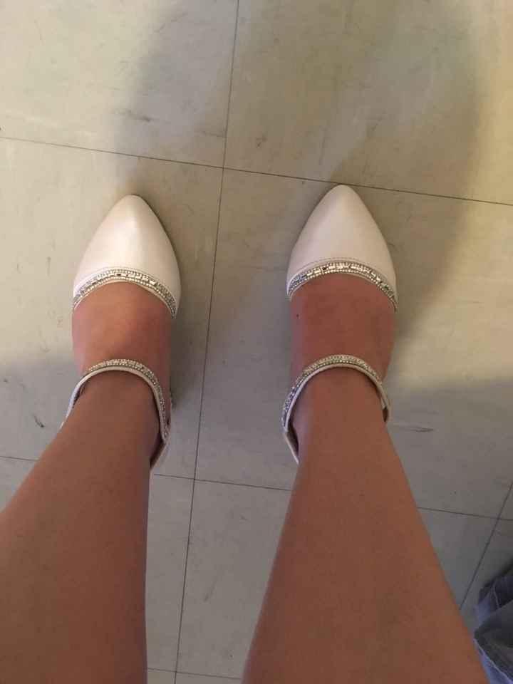 Chaussures du jour j - 2