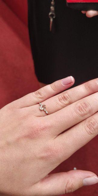 Partage ta bague de fiançailles !! 💍 😍 2