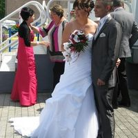 avant la ceremonie