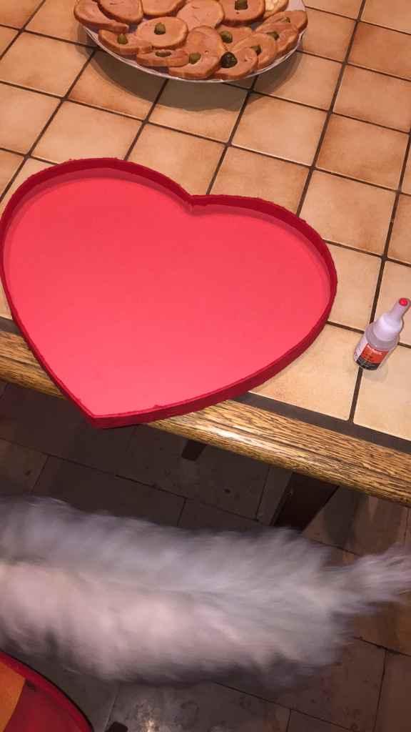 Cœur en bouchon de liège - 1