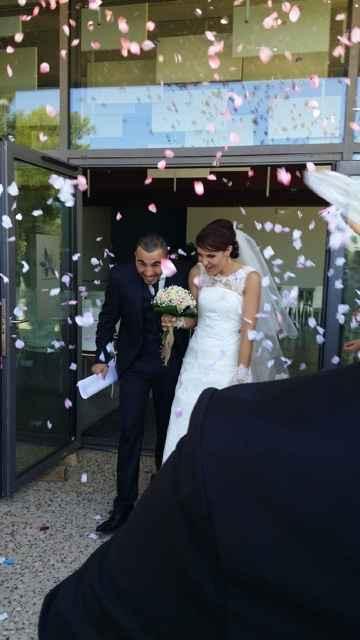 Me voilà mariée .... - 1